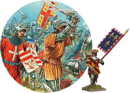 100 Years War 28mm