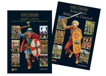 Hail Caesar Army Lists