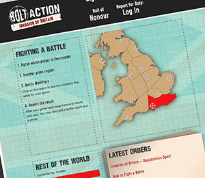 Bolt Action: Invasion of Britain