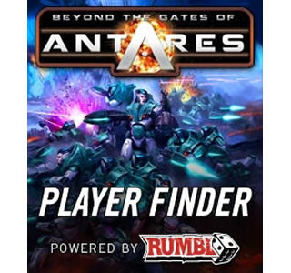 Antares Player Finder App