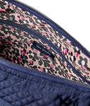Vera Bradley Microfiber on The Go Crossbody Purse