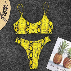 Beach Bum Bikini Set - V871Y