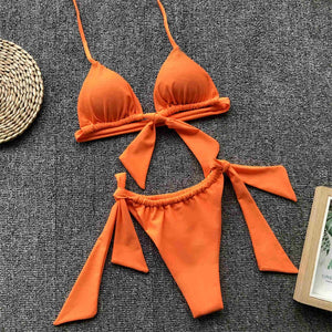Beach Bum Bikini Set - V1296