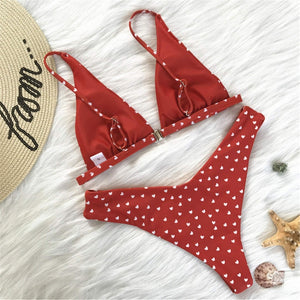 Beach Bum Bikini Set - V889