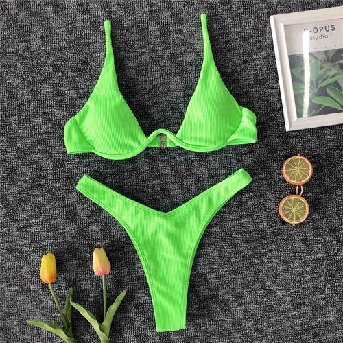Beach Bum Bikini Set - V1571