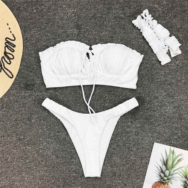 Beach Bum Bikini Set - V1789