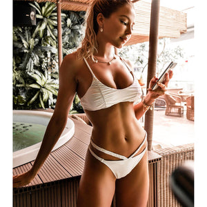 Beach Bum Bikini Set - V1900