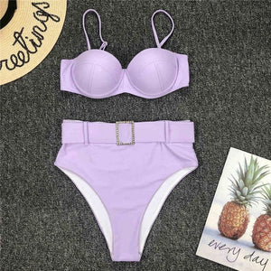 Beach Bum Bikini Set - V1855
