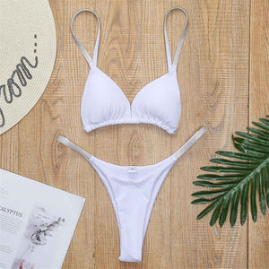 Beach Bum Bikini Set - V2043