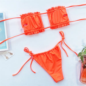 Beach Bum Bikini Set - V1242