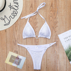 Beach Bum Bikini Set - V2064