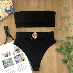 Beach Bum Bikini Set - V1798