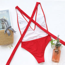 Load image into Gallery viewer, Beach Bum Monokini - V1639R