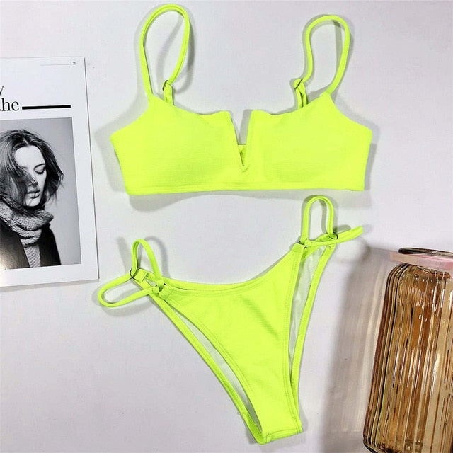 Beach Bum bikini Set - V2131