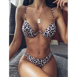 Beach Bum Bikini Set - V1732P