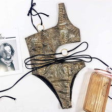 Load image into Gallery viewer, Beach Bum Monokini - V1892