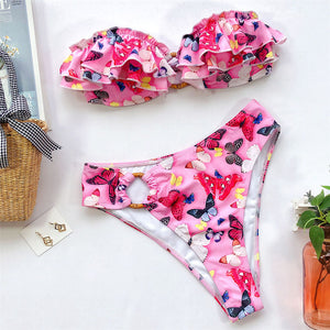 Beach Bum Bikini Set - V2150