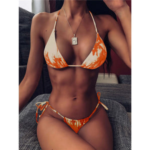 Beach Bum Bikini Set - V1632P