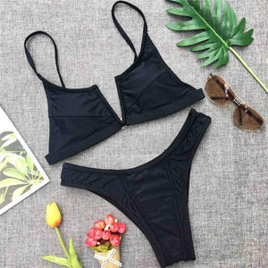 Beach Bum Bikini Set - V758B