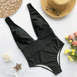 Beach Bum One Piece Swimsuit - V1035