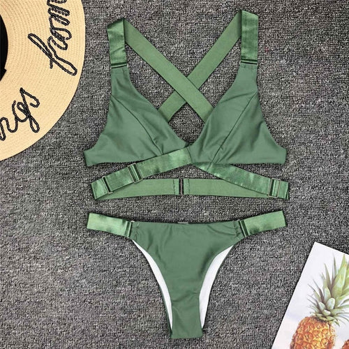 Beach Bum Bikini Set - V1108G