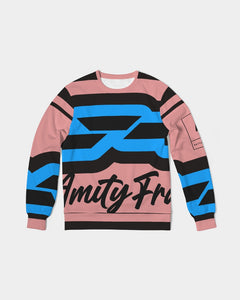 DeepDope Men's Classic French Terry Crewneck Pullover