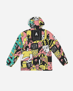 PinkTooni Men's Windbreaker