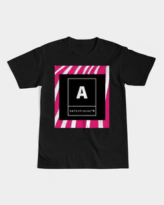 pinkZebra Men's Graphic Tee