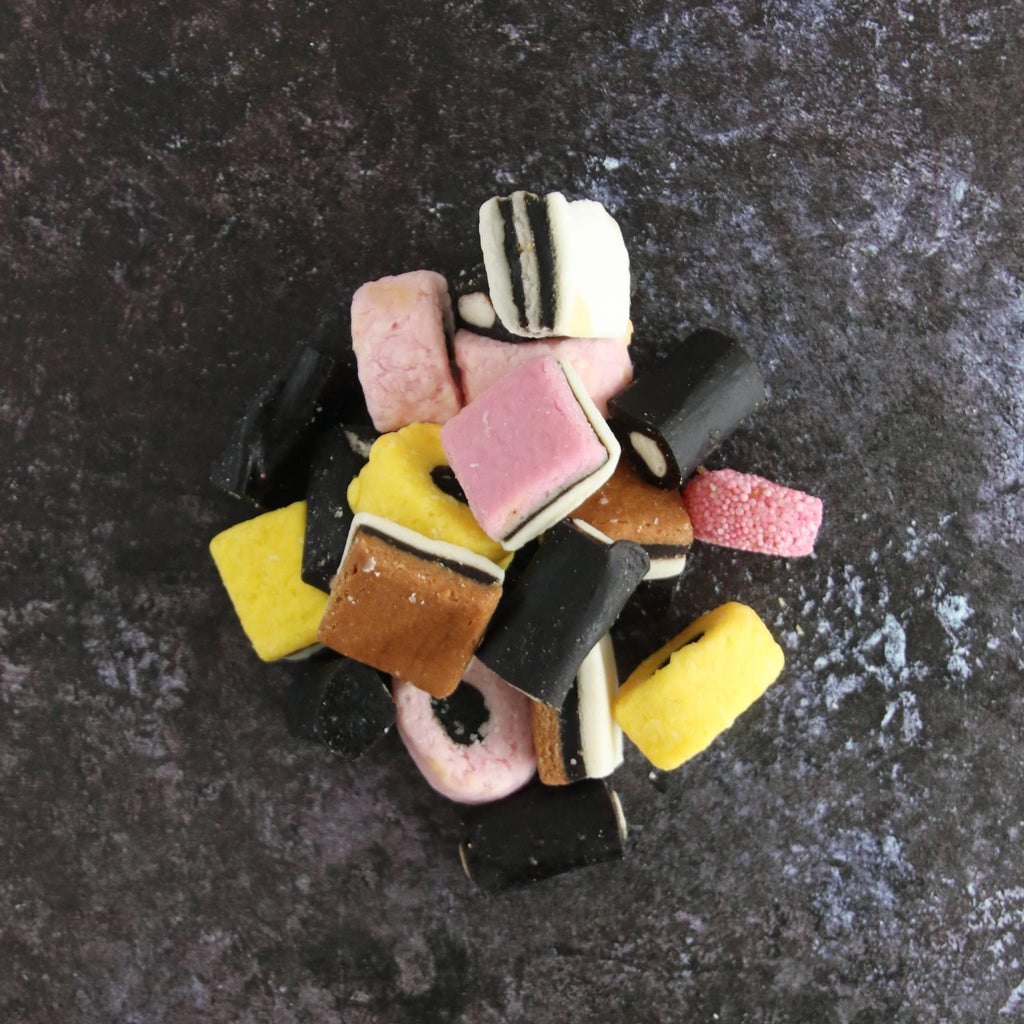 liquorice flavoured sweets pick and mix online