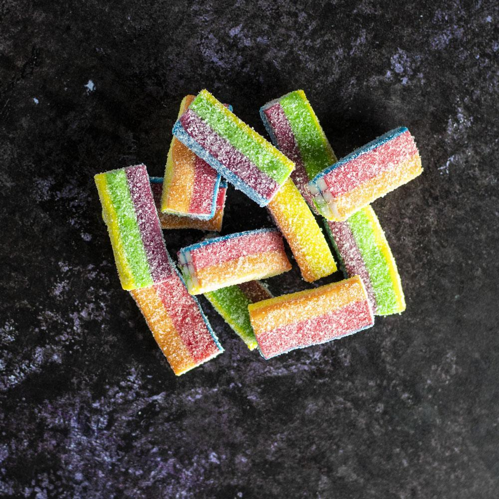Liquorice Bricks