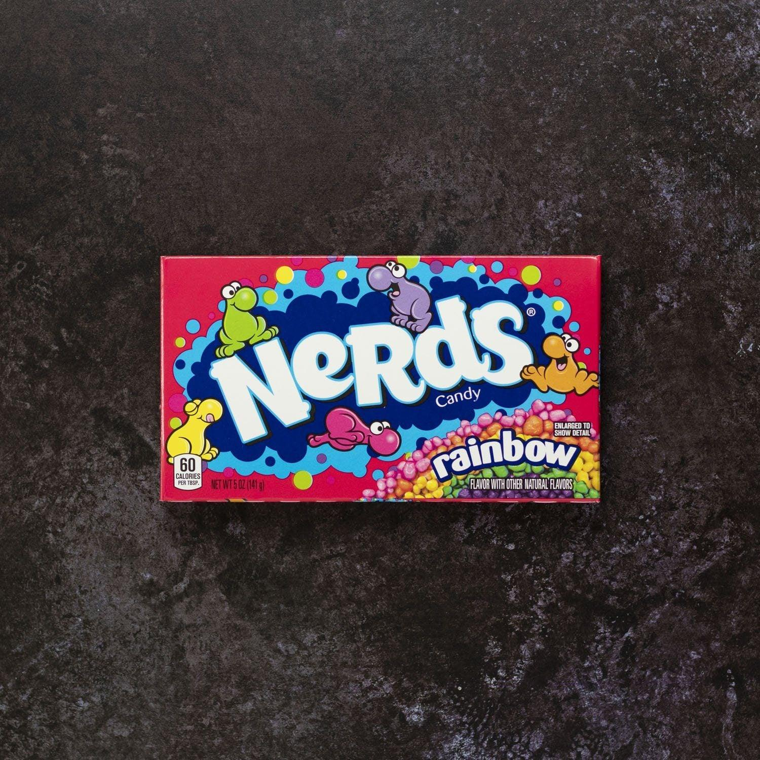 Rainbow Nerds Theatre Box