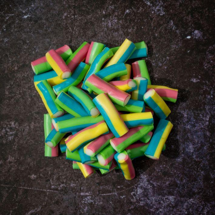 rainbow pencil sweet flavoured sweets pick and mix online