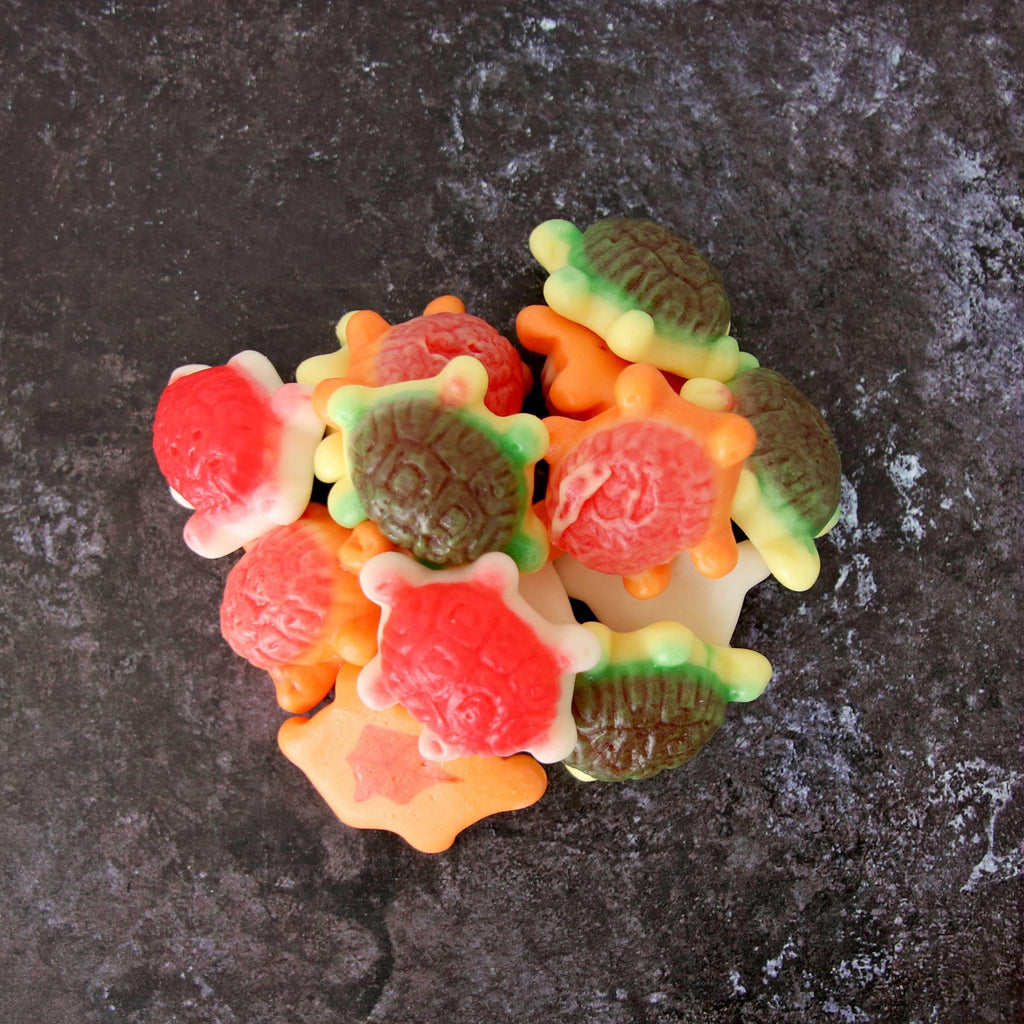 jelly turtle flavoured sweets pick and mix online