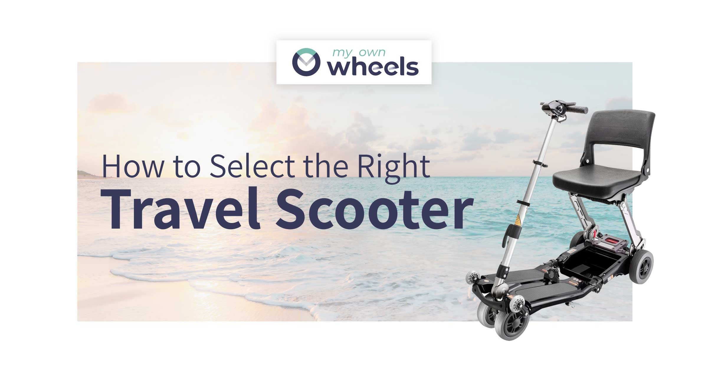 How to Select the Right Mobility Scooter for Travel