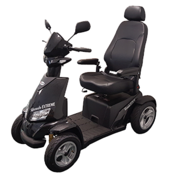 Merits Silverado Extreme Full-Suspension-Mobility Scooter-My Own Wheels