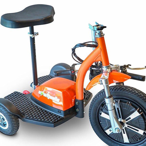 eWheels EW-18 TURBO 12v 500w Sit or Stand 3-Wheel