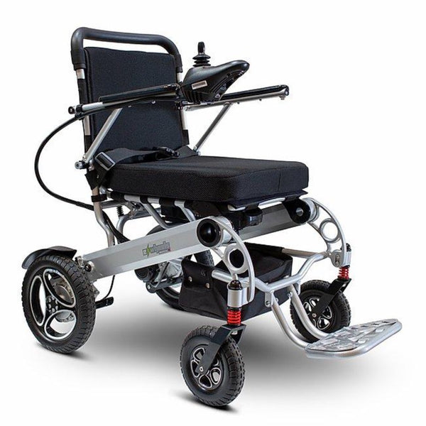 eWheels Medical EW-M43 Electric Mobility Wheelchair - Mobility Scooter MyOwnWheels.com