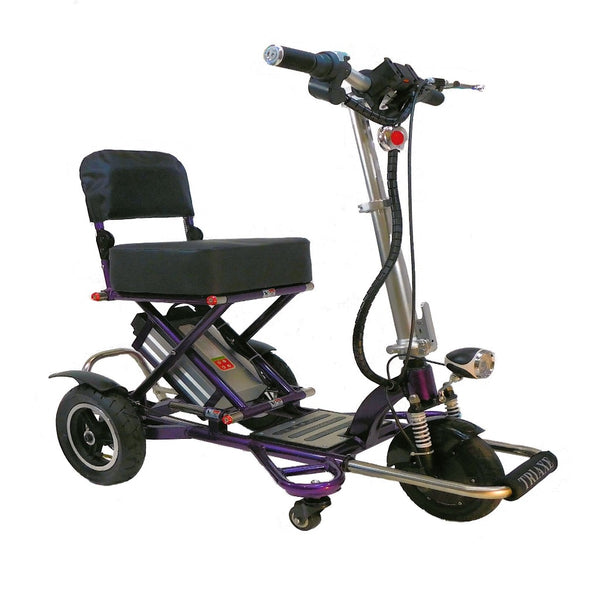 Enhance Mobility Triaxe Sport-Mobility Scooter-Enhance Mobility-Purple-My Own Wheels