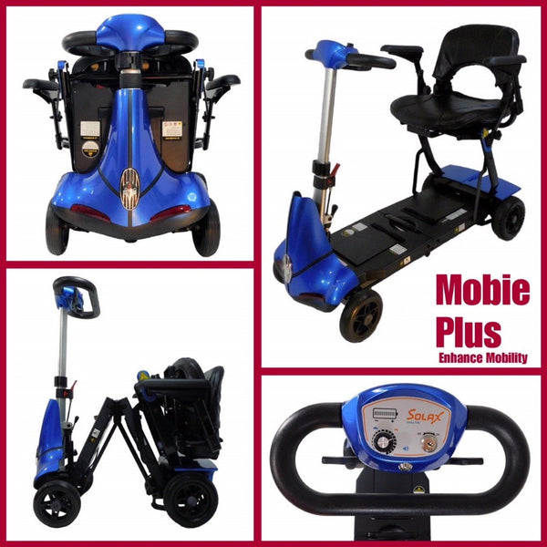 Enhance Mobility Mobie Plus-Mobility Scooter-Enhance Mobility-My Own Wheels