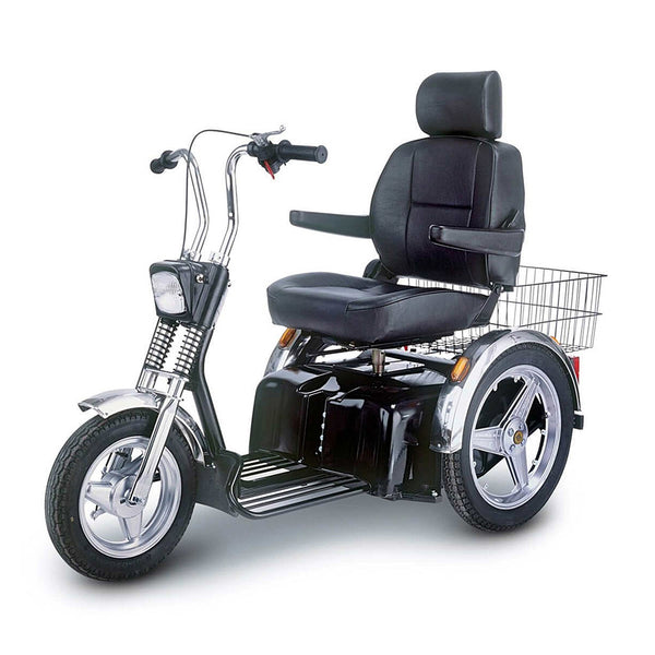 Afiscooter SE - 3 Wheel Scooter Single Seat
