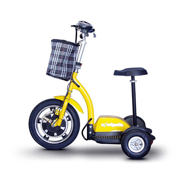 eWheels EW-18 12v 400w Sit or Stand 3-Wheel-Mobility Scooter-My Own Wheels