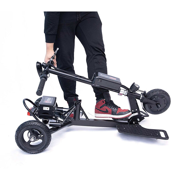 Glion SNAPnGO Foldable Lightweight Adult Tricycle-Mobility Scooter-Glion-My Own Wheels