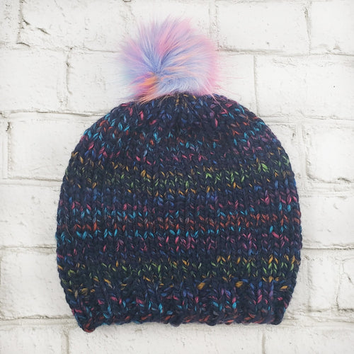 The Staple Beanie - Bright Lights