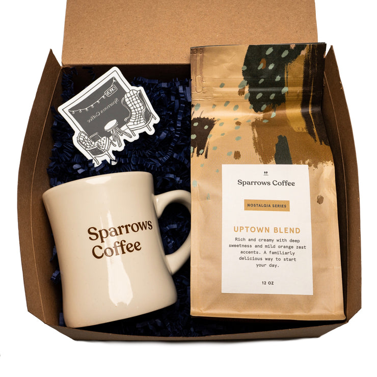 Nostalgia Gift Box - The Sparrows