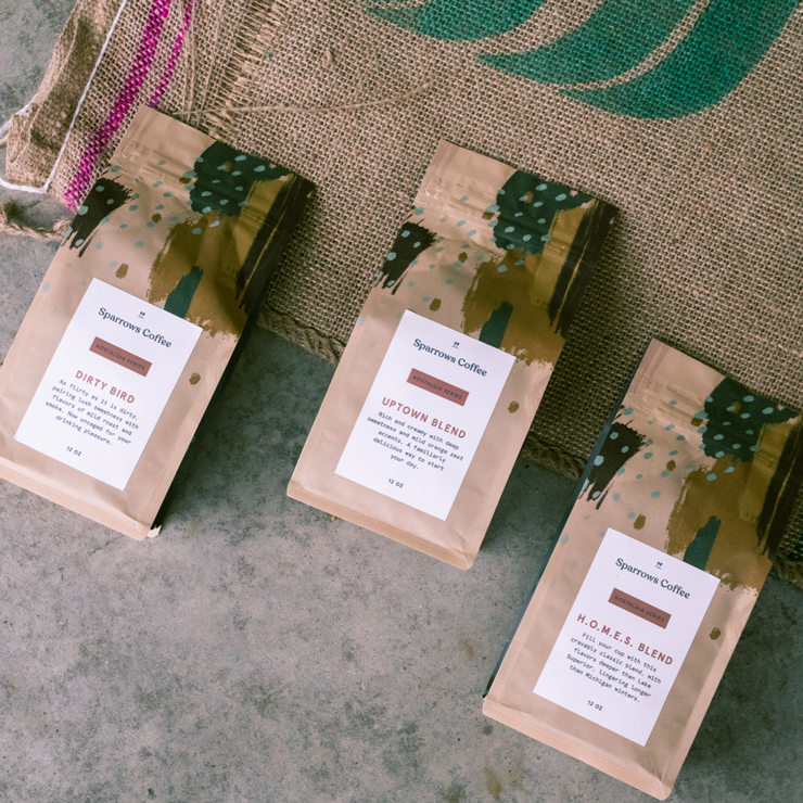 Warm & Cozy Ongoing Subscription - Sparrows Coffee