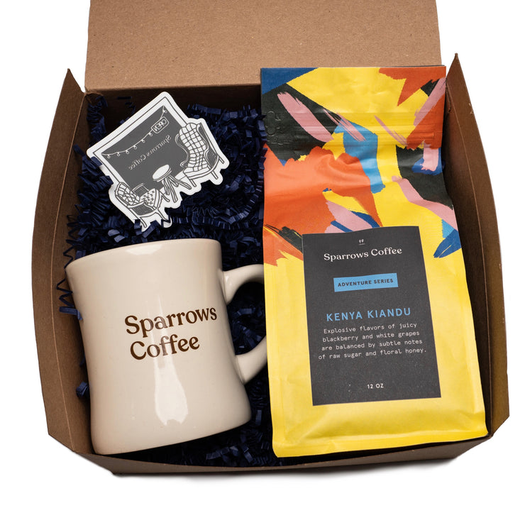 Adventure Gift Box - Sparrows Coffee