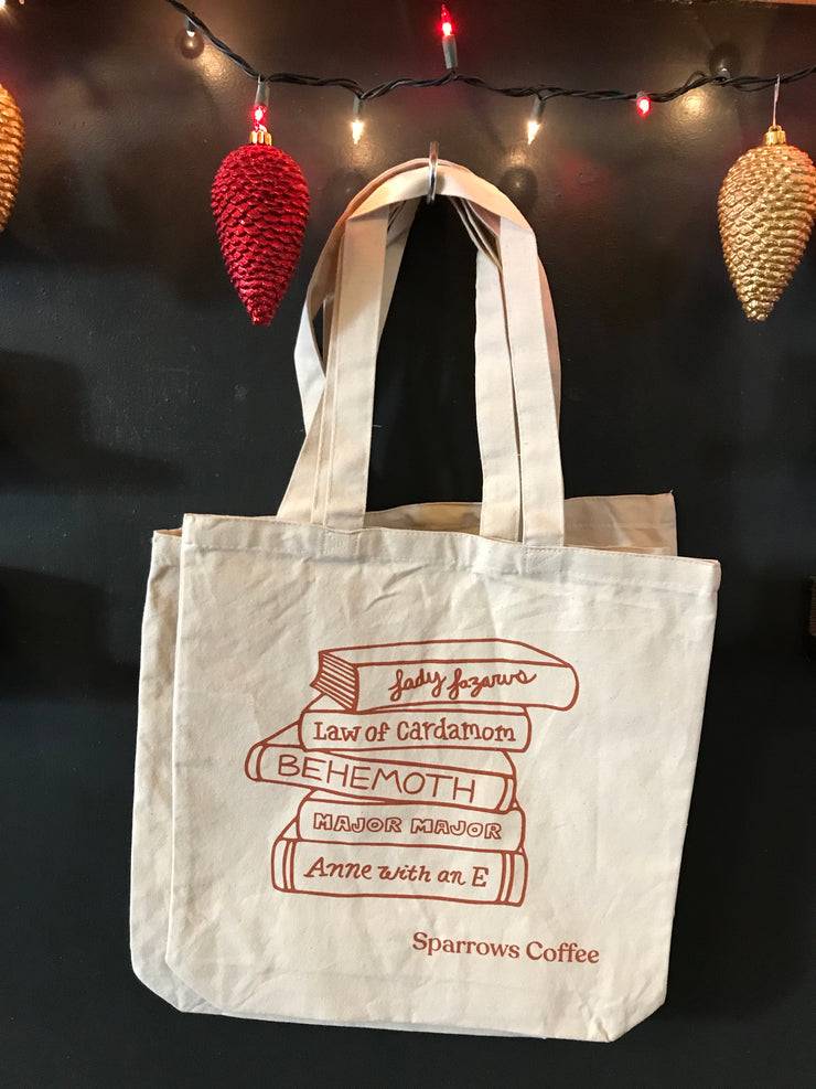 SPARROWS TOTE BAG - The Sparrows