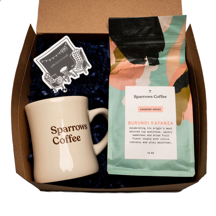 Harmony Gift Box - Sparrows Coffee