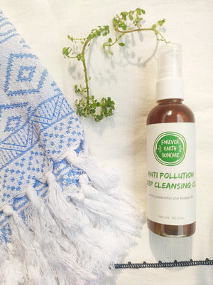 Anti-Pollution Deep Cleansing Oil