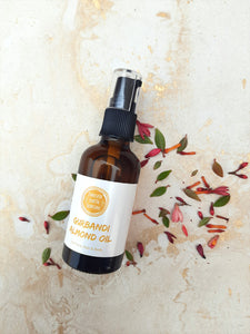 Pure Gurbandi Almond Oil - Cold Pressed